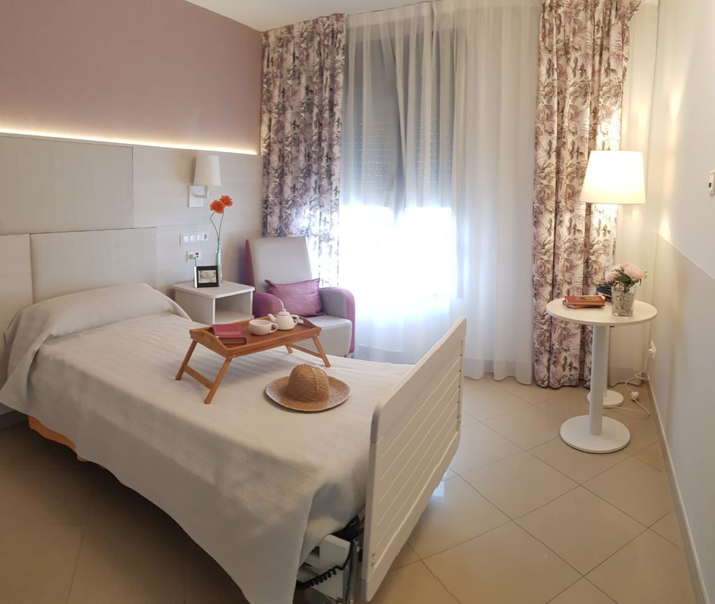 Residencia para personas Mayores de Sant Genís, Barcelona