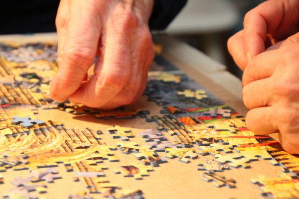 La importancia de ejercitar la memoria en las Personas Mayores
