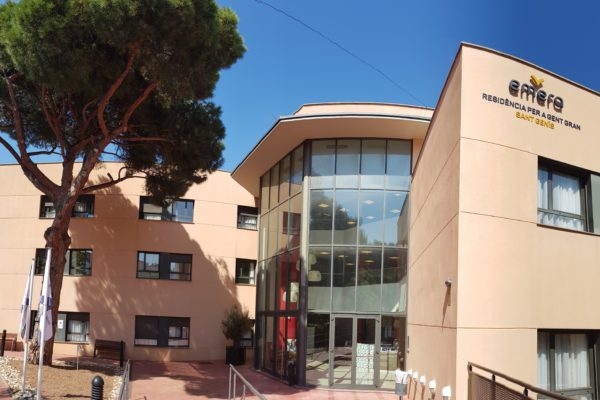 residencia de mayores Barcelona sant genis
