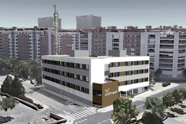 Construcción de nuevas residencias de Emera España en Madrid y Murcia