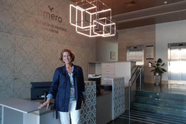 Abre la residencia Emera Macarena en Sevilla, hablamos con su directora
