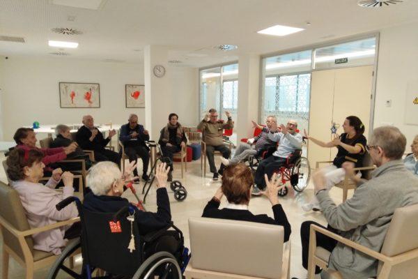 Beneficios salas de rehabilitacion ancianos