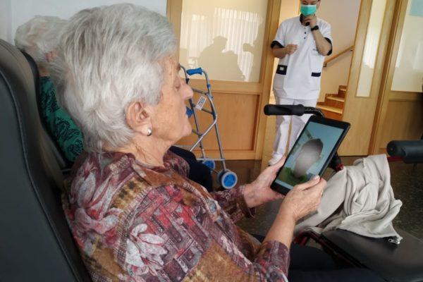 Animar al Mayor: entre todos podemos animar y cuidar de nuestros mayores