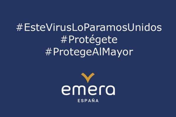 #EsteVirusLoParamosUnidos y desde Emera recordamos las medidas de protección en los hogares