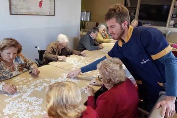 Día Mundial del Cerebro: el deterioro cognitivo en personas mayores y cómo se previene en las residencias Emera