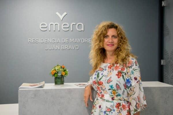 Entrevista a Sonsoles Yustas Corral directora de la residencia para mayores Emera Juan Bravo en Madrid