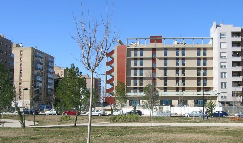 Residencia para mayores Emera Zaragoza