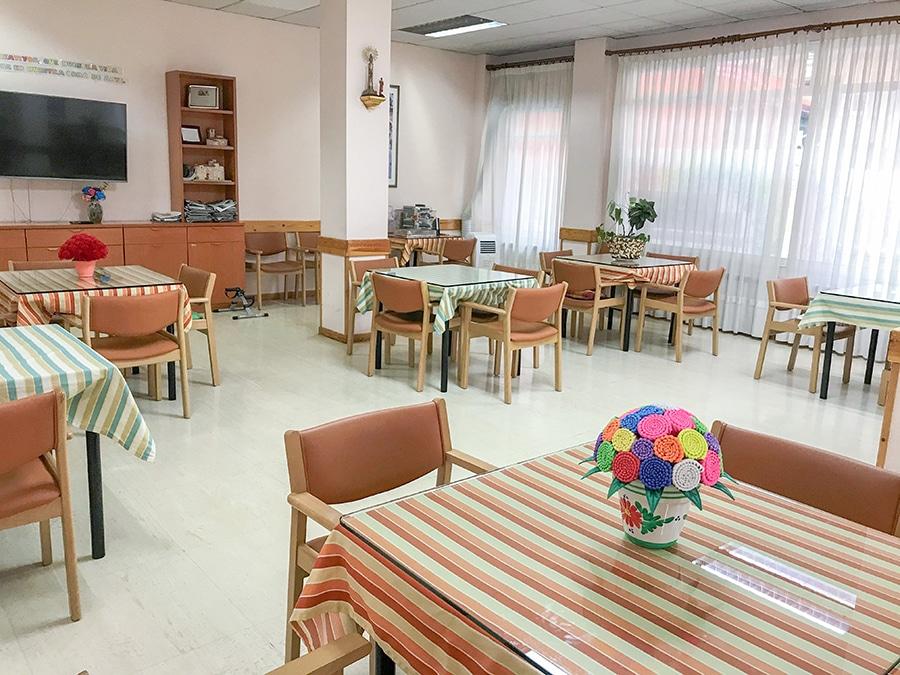 Residencia para mayores Valles Altos Sabiñanigo