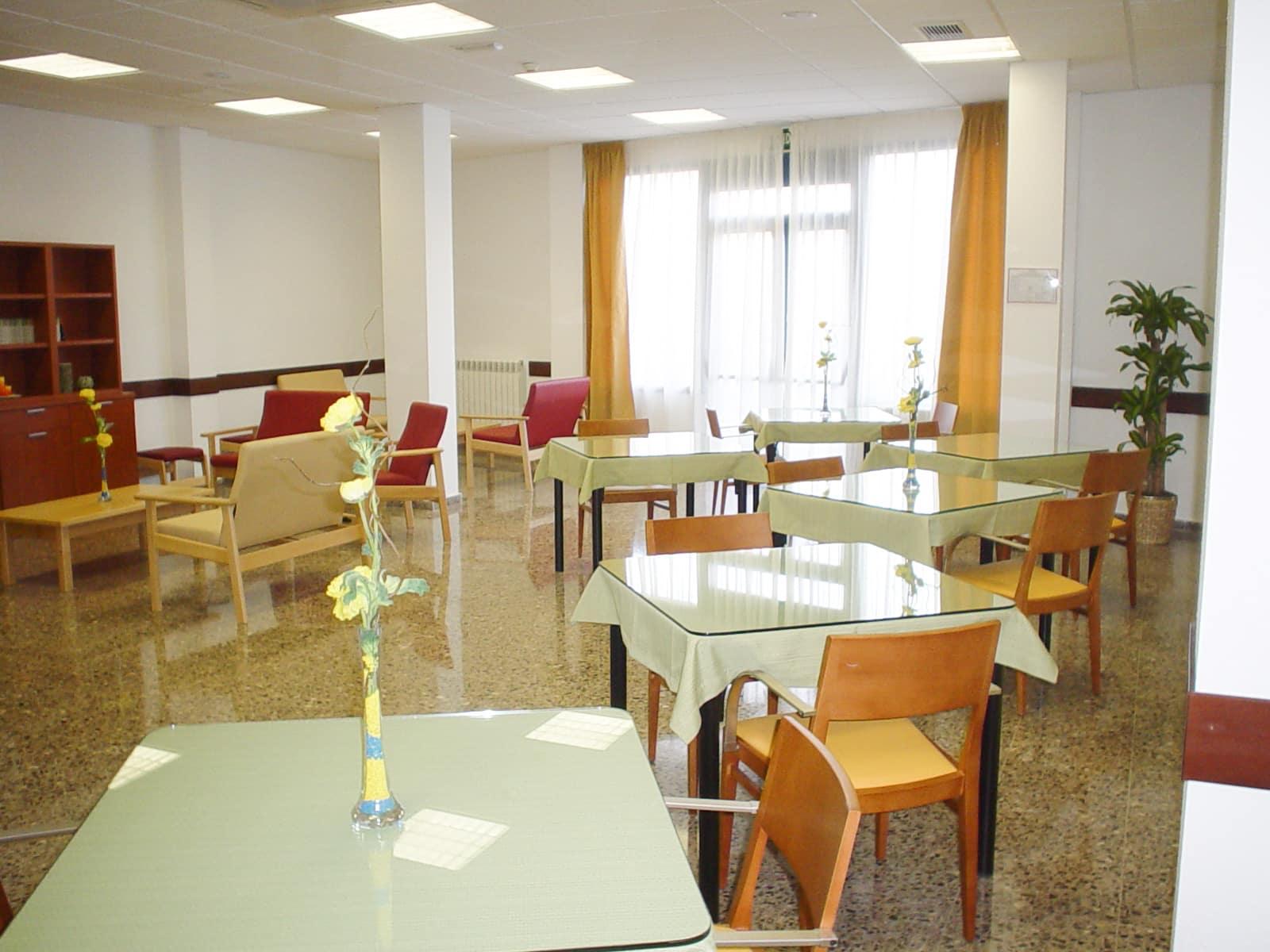 residencias de ancianos zaragoza