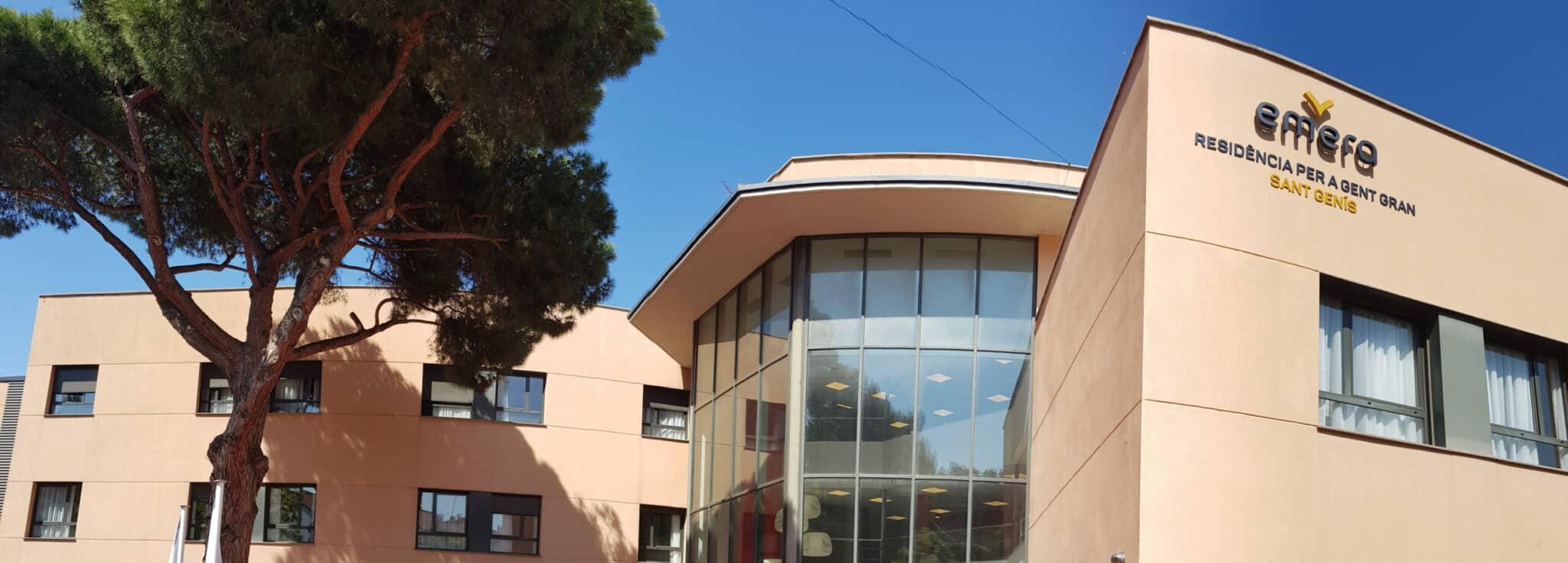 residències geriàtriques barcelona Sant Genis