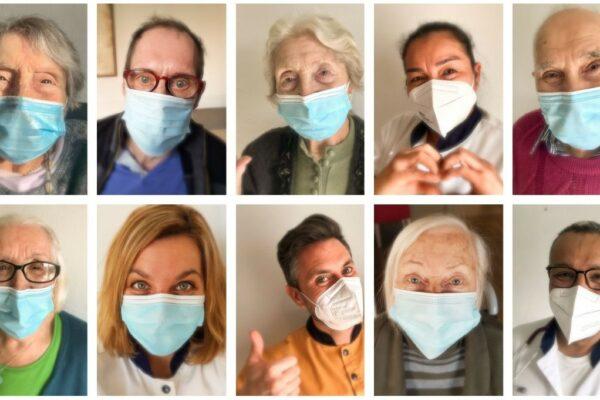 Finalizada la segunda fase de la campaña de vacunación contra el Covid-19 en las residencias de mayores de Emera España