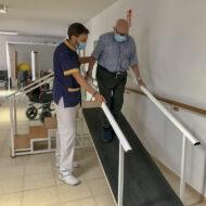 fisioterapia y rehabilitación residencia de ancianos