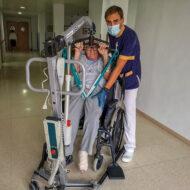 fisioterapia residencia de ancianos en España