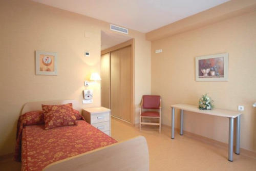 Residencia para mayores Emera Guadalajara-habitacion-individual